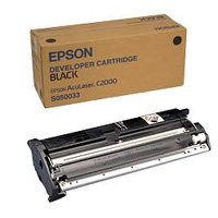Epson S050033 Black Laser Cartridge