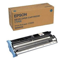 Epson S050034 Cyan Laser Cartridge
