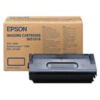 Epson Black Toner Cartridge, 6K Page Yield