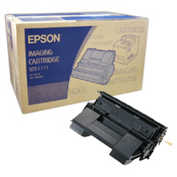 Epson Black Laser Toner Cartridge, 17K Page Yield