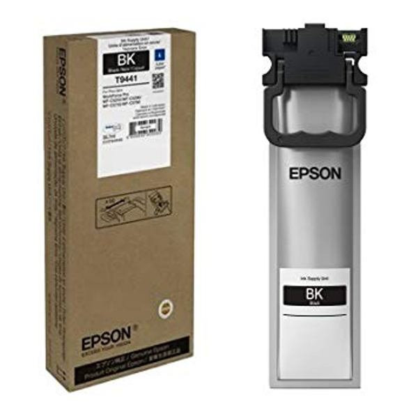 Genuine Black Epson T9441 Ink Cartridge - C13T944140