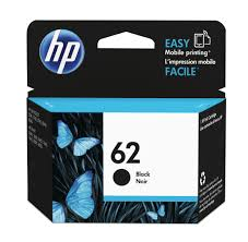 HP 62 Ink Cartridge Standard Capacity Black - C2P04A Cartridge