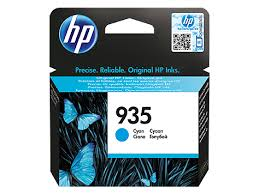 HP 935 Ink Cartridge Standard Capacity Cyan - C2P20A