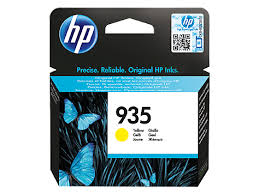 HP 935 Ink Cartridge Standard Capacity Yellow - C2P22A