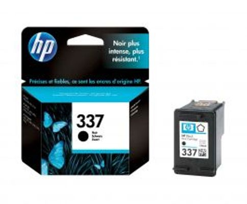 HP 337 Vivera Black Ink Cartridge - C9364E