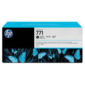 HP 171 Matte Balck Ink Cartridge - CE037A, 775ml