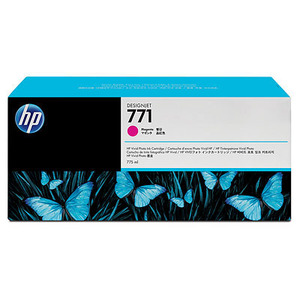 HP 171 Magenta Ink Cartridge - CE039A, 775ml