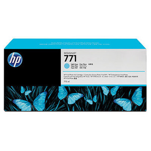 HP 171 Light Cyan Ink Cartridge - CE042A, 775ml