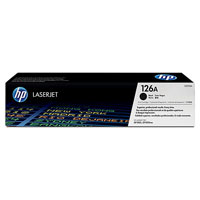 HP CE310A Black (126A) Toner Cartridge - CE 310A