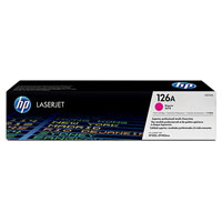 HP CE313A Magenta (126A) Toner Cartridge - CE 313A