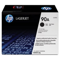HP CE390A Black (90A) Toner Cartridge - CE 390A