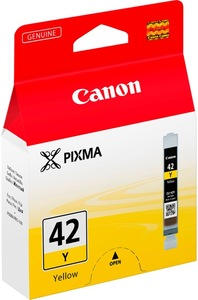 Canon CLI 42Y Yellow Ink Cartridge