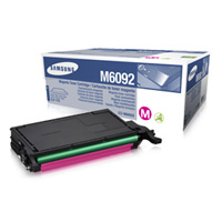 Samsung CLT M6092S Magenta Toner Cartridge, 7K Page Yield