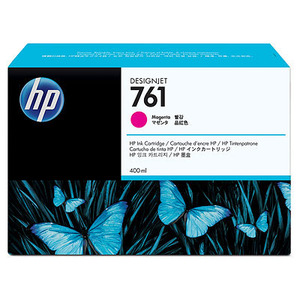 HP 671 Magenta Ink Cartridge - CM993A, 400ml