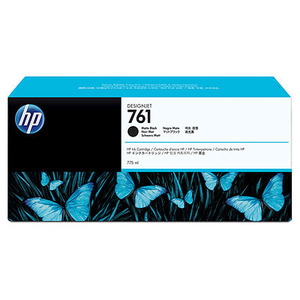 HP 671 High Capacity Matte Balck Ink Cartridge - CM997A, 775ml