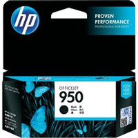 HP 950 Standard Capacity Black Ink Cartridge - CN049A