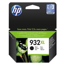 HP 932XL High Capacity Black Ink Cartridge - CN053A