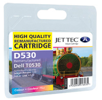 Replacement Colour Ink Cartridge (Alternative to Dell T0530)