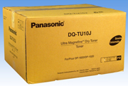 Panasonic Black Laser Toner Cartridge, 10K Yield