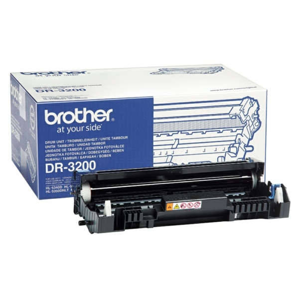 Brother DR3200 Image Drum Unit DR-3200, 25K Page Yield