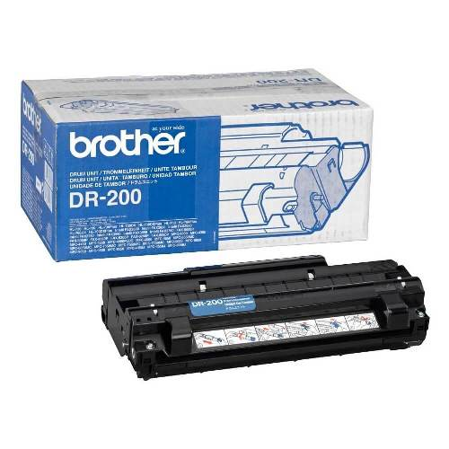 Brother DR200 Image Drum Unit DR-200, 8K Page Yield