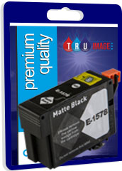 Compatible High Capacity Pigment Matte Black XL Ink Cartridge for Epson T1578 - 29.5ml
