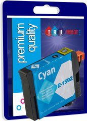 Compatible Cyan Pigment Ink Cartridge for Epson T1592 - 17ml