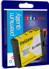 Compatible Yellow Pigment Ink Cartridge for Epson T1594 - 17ml