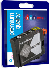 Compatible Matte Black Pigment Ink Cartridge for Epson T1598 - 17ml