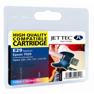 Jet Tec ( Made in the UK) Colour Ink Cartridge for T029401, 48ml