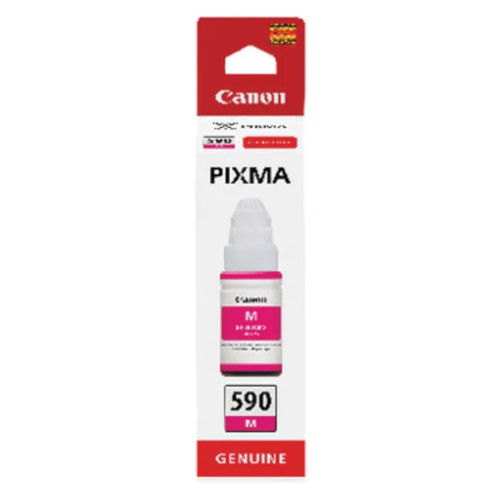 Magenta Canon GI-590 Ink Bottle - 1605C001