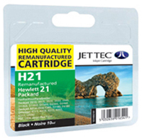 Replacement Black Ink Cartridge (Alternative to HP No 21, C9351A)