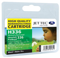 Replacement Black Ink Cartridge (Alternative to HP No 336, C9362E)