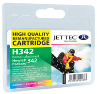 Replacement Colour Ink Cartridge (Alternative to HP No 342, C9361E)