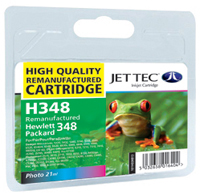 Replacement Photo Colour Ink Cartridge (Alternative to HP No 348, C9369E)