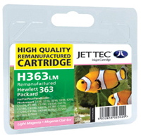 Replacement Light Magenta Ink Cartridge (Alternative to HP No 363, C8775E)
