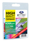 Jettec Replacement Multi Pack Cyan, Magenta, Yellow Ink Cartridge (Alternative to HP No 364, 364CMY)