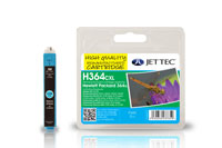 Jettec Replacement High Capacity Cyan Ink Cartridge (Alternative to HP No 364XL, CB323E)
