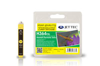 Jettec Replacement High Capacity Yellow Ink Cartridge (Alternative to HP No 364XL, CB325E)