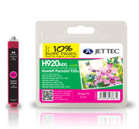Replacement XL Magenta Ink Cartridge (Alternative to HP No 920XL, CD973AE)
