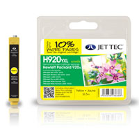 Replacement XL Yellow Ink Cartridge (Alternative to HP No 920XL, CD974AE)