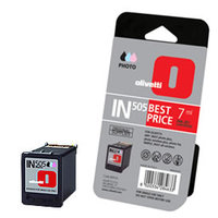 Olivetti IN505 Standard Capacity Photo Colour Ink Cartridge, 7ml