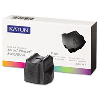 Katun Compatible 4 Black Solid Ink Wax Sticks