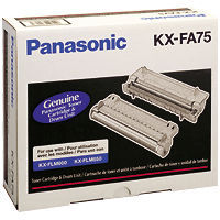 Panasonic Toner and Drum Cartridge, 7.5K Yield