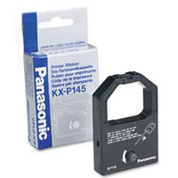 Panasonic KX-P145 Black Printer Ribbon Cartridge, 3M Characters