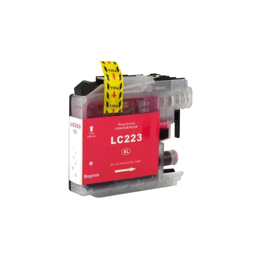 Brother LC223 Magneta Ink Cartridge Compatible LC223M Inkjet Printer Cartridge