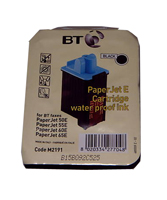 BT M 2191 Black Ink Cartridge - BT55E, 500 Page Yield