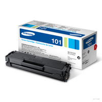 Samsung MLT D101S Standard Capacity Laser Toner Cartridge, 1.5K Page Yield
