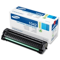 Samsung MLT D1042S Standard Capacity Laser Toner Cartridge, 1.5K Page Yield
