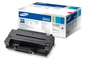 Samsung MLT D205S Black Laser Toner Cartridge, 2K Page Yield